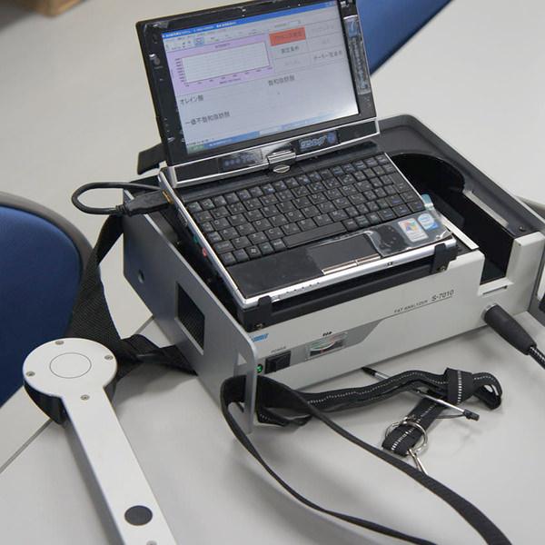 オレイン酸測定機
